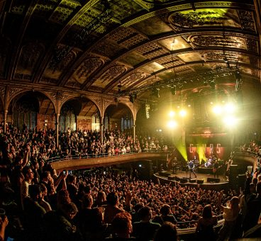 The Albert Hall Manchester Live Event
