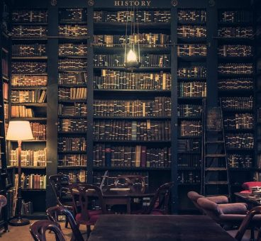 Portico Library Manchester