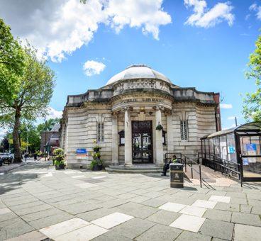 Chorlton Library